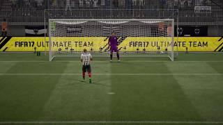 Penales Monterrey vs Chivas Fifa 17