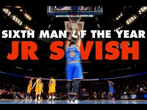NBA 2k13: JR Smith Wins the Sixth Man of the Year Award