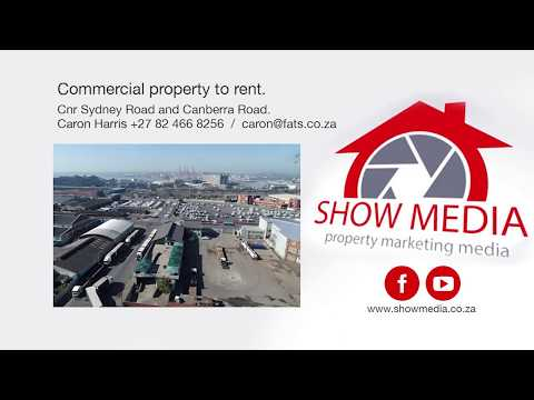 SHOW MEDIA - Commercial property to rent. Cnr Sydney Road and Canberra Road