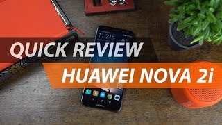 Huawei Nova 2i Quick Review