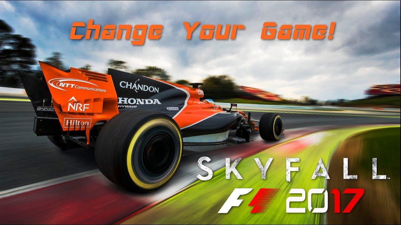 SKYFALL F1 2017 Season DLC- MCLAREN HONDA | RaceDepartment - Latest