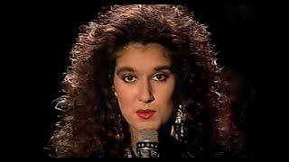 CÉLINE DION - Have a heart (Live / En Public) 1989