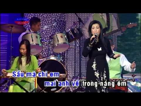 Karaoke Buon Ma Chi Em - Phuong Mai (Music Beat & Vocal)