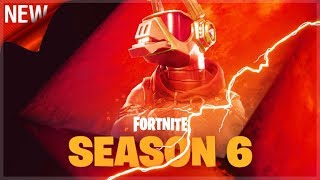 Fortnite: Season 6 LLAMAS ARE COMING! | CROSSPLAY SQUADS | iOS, Android, Xbox, Switch!