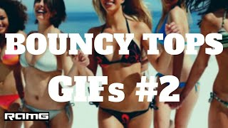 Best GIFs | Bouncy Boobs GIFs #2 | Bouncy Boobs Compilation with Instrumental Music
