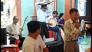 Giỗ Nội cuongmetaitu (Mùng 2-9-2017 ÂL) | Hồ Liêm | Đài hoa dâng Bác