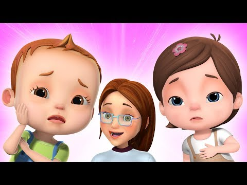 Happy Sad Song | Learning Songs For Kids | Videogyan Nursery Rhymes | Baby Ronnie Songs