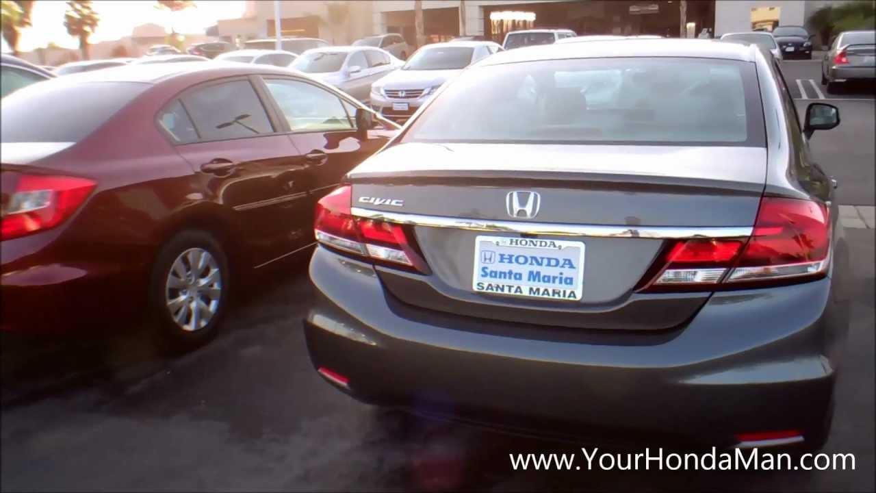 20122013 Honda Civic Comparison  YouTube