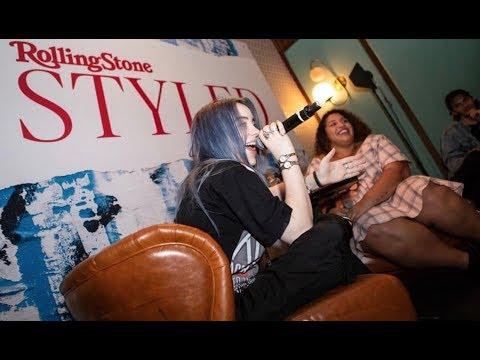 Billie Eilish - Rolling Stone [Live Interview] Mp3