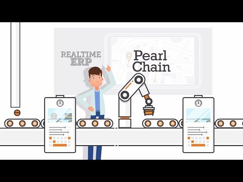 PearlChain Software Solution in Process & Food Manufacturing