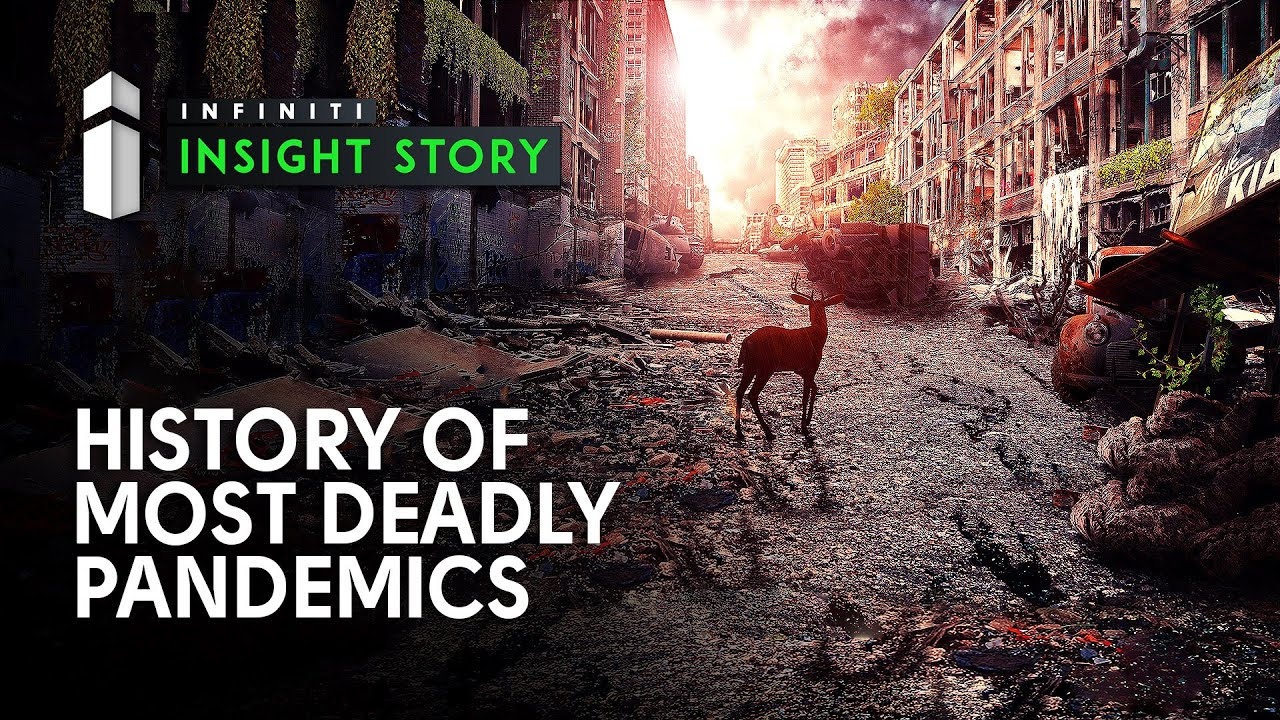 History Of Most Deadly Pandemics | INFINITI Insight Story