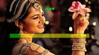 Telugu Karaoke Anjali Anjali Duet 1994