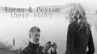 lucas + peyton   their story