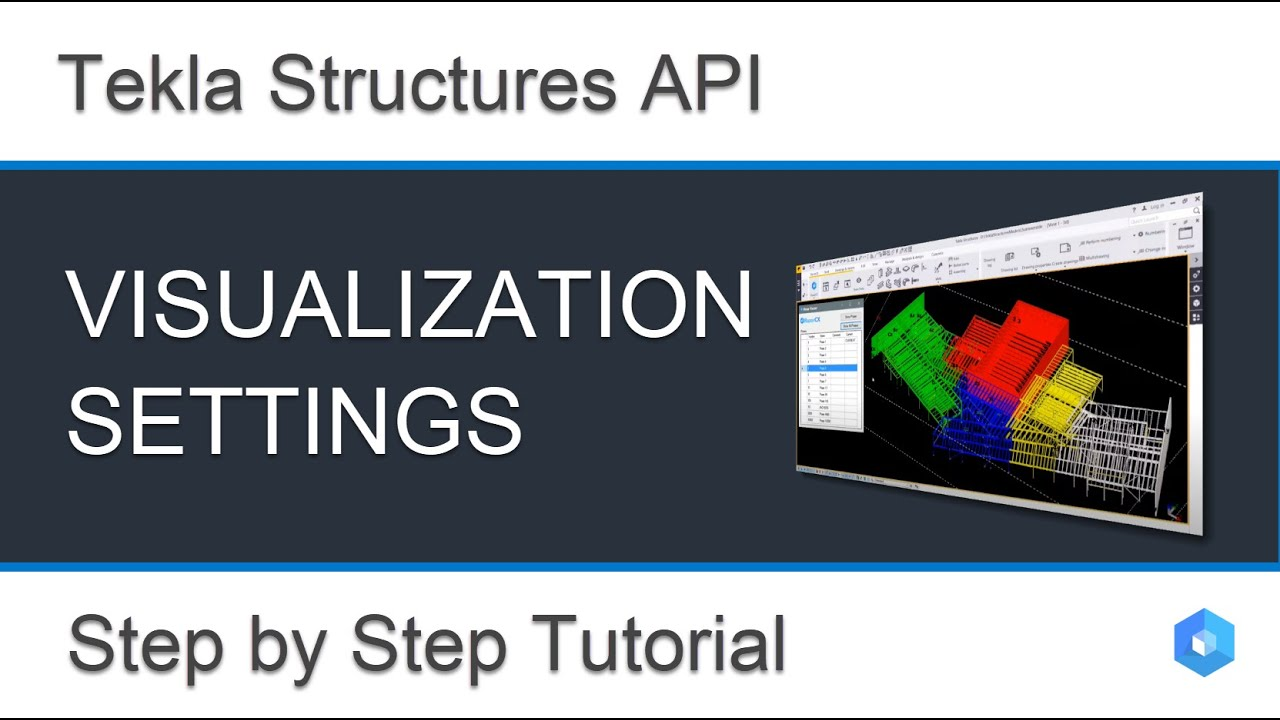 Tekla Structures Open API Tutorial - Phase Viewer Example