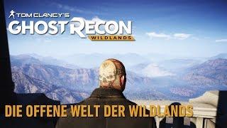 Tom Clancy's Ghost Recon Wildlands: Die offene Welt der Wildlands