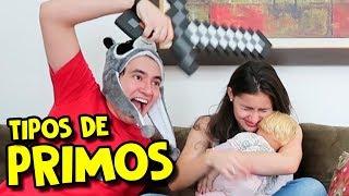 TIPOS DE PRIMOS I Falaidearo