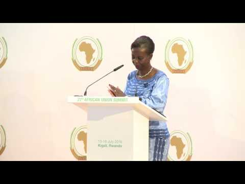 AU Summit 2016 | 29th Ordinary Session of Executive Council | Kigali, 13 July 2016