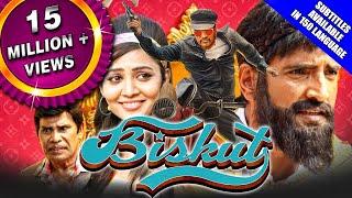 Biskut (Biskoth) 2021 အသစ်ထုတ်ဝေသော Hindi Dubbed Movie | Santhanam, Tara Alisha, Sowcar Janaki