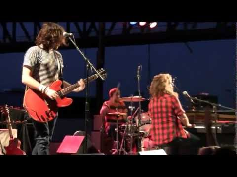 J Roddy Walston & The Business (2 of 2) 9/21/11 Louisville, KY @ Waterfront Wednesdays