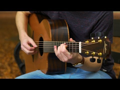 Autumn Leaves - Fingerstyle Guitar