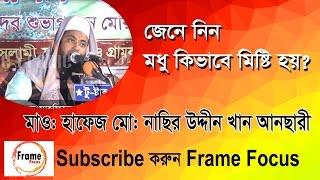 Bangla waz 2017 । হাফিজ মাওঃ মোঃ নাছির উদ্দীন খান আনছারী ।Nasir Uddin Khan