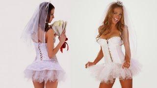 СВАДЕБНЫЕ ПЛАТЬЯ . Невесты не повторите ошибку(Будущие невесты не повторите ошибку. То что эти свадебные платья несуразные, это мягко сказано.Забавный..., 2016-06-27T16:50:55.000Z)