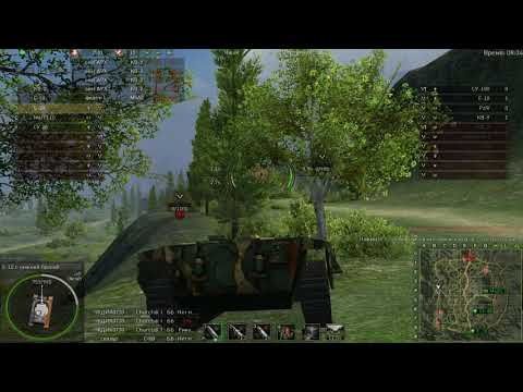 Ground War: Tanks. Е-10. И кто из нас везунчик?