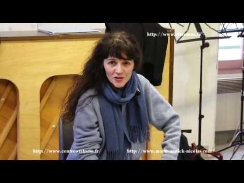 Marie-Annick Nicolas - Violoniste - Concertiste