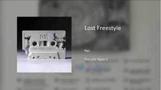 Nas - Lost Freestyle