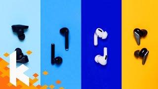 Die besten Bluetooth In-Ear Kopfhörer (mit Noise-Cancelling)
