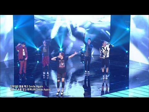 [WIN : WHO IS NEXT] TEAM A 2nd Battle Round 3 - Smile Again