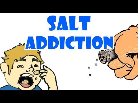 Is SALT ADDICTING?