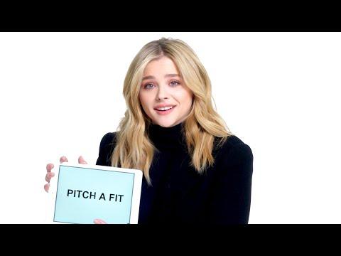 Chloë Grace Moretz Teaches You Georgia Slang | Vanity Fair