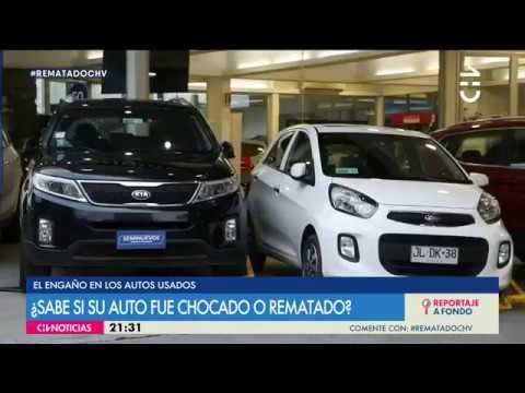 Autofact En Reportaje CHV - El Engaño De Los Autos Usados