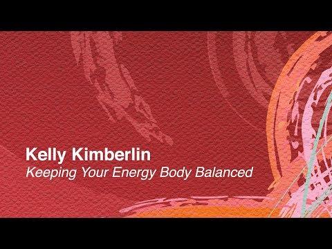 Keeping your Energy Body Balanced