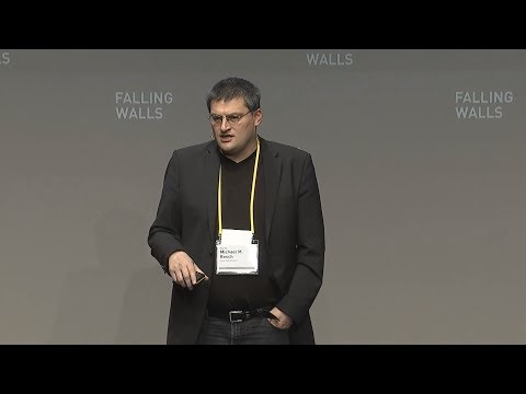 Michael Resch -- Breaking the Wall of Reality @Falling Walls 2013