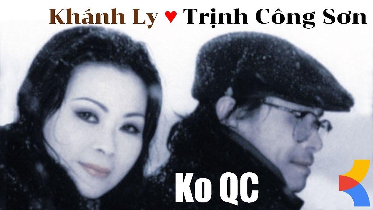 Khánh Ly Trịnh Công Sơn ❤️ Tuyển Tập Nhạc Cà Phê Sáng Có Lời Nghe Thư Giãn