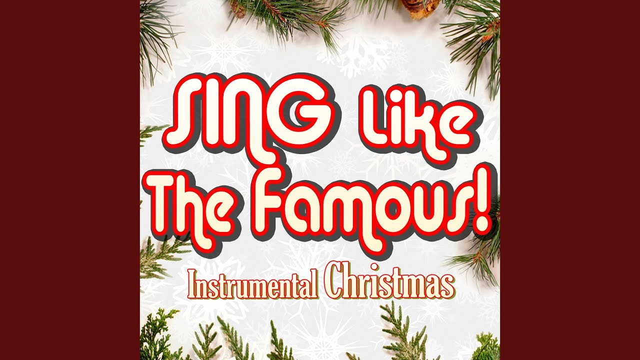 Ill Be Home For Christmas Cast.I Ll Be Home For Christmas Instrumental Karaoke Originally Performed By The Glee Cast