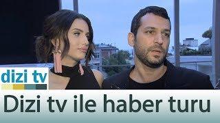 Dizi tv ile haber turu - Dizi Tv 593. Bölüm