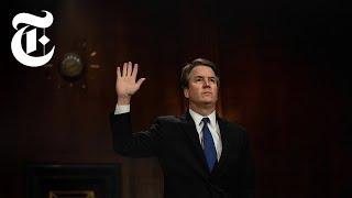Watch: Judge Brett Kavanaugh's Opening Statement | NYT News