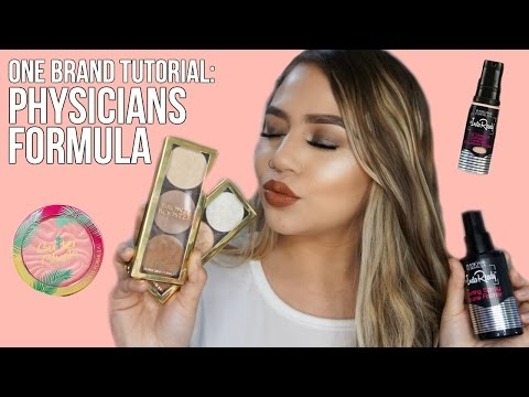ONE BRAND TUTORIAL: PHYSICIANS FORMULA + NEW SPRING LAUNCHES!