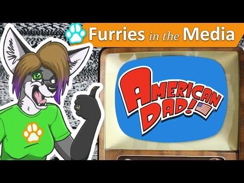 03 American Dad   Furries In The Media