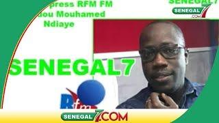 Revue de Presse (Wolof) Rfm du Mercredi 12 Juin 2019 Par Mamadou Mouhamed Ndiaye