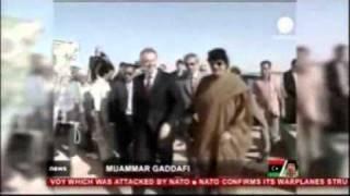 Muammar Gaddafi is dead  Libya is free - His history (pt)