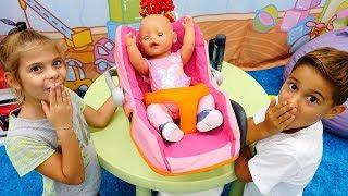 fndk-ailesi-bakc-oluyor-bebek-bakma-oyunu