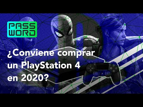 PASSWORD: ¿Conviene comprar un PlayStation 4 en 2020? | BitMe