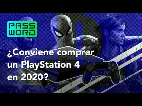 PASSWORD: ¿Conviene comprar un PlayStation 4 en 2020? | BitMe