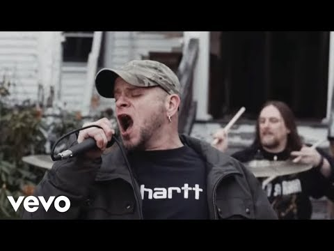 All That Remains - This Probably Won't End Well (Official Mu