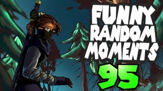 Dead by Daylight funny random moments montage 95