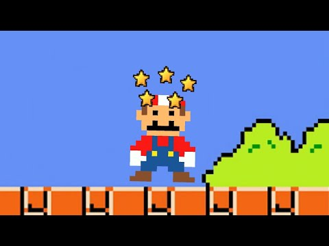 Mario Funny Sides Animated